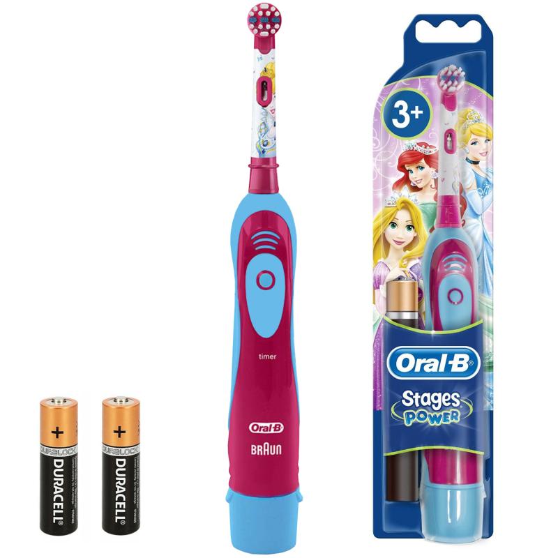 Детская электрическая зубная щетка от 3 лет как выбрать